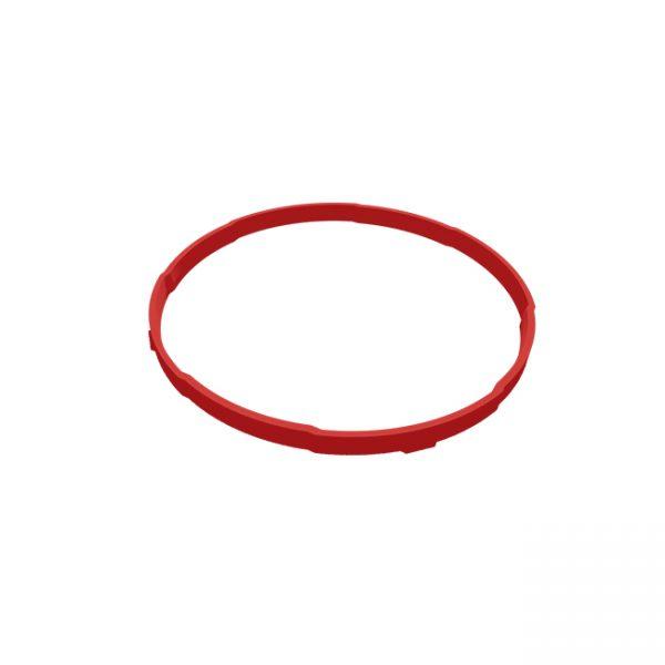Rings Rood
