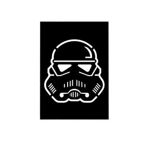Stormtrooper SSD Backplate