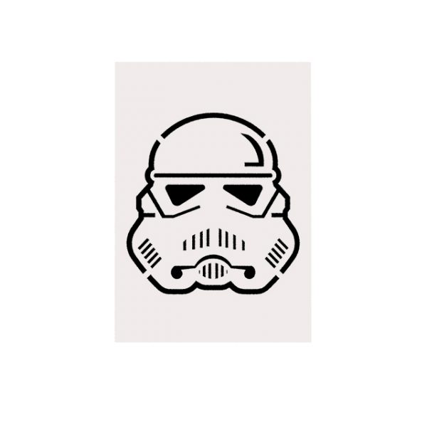 Stormtrooper wit SSD Backplate