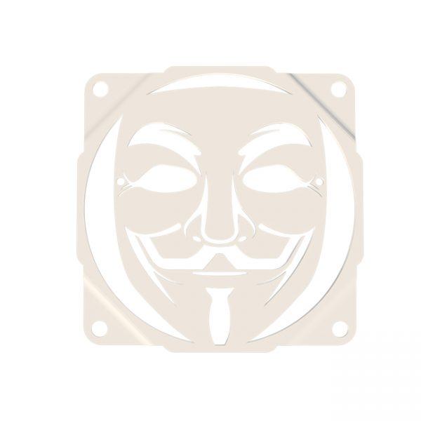 Anonymous fan grill