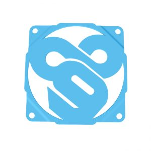 Cloud9 blauw fan grill