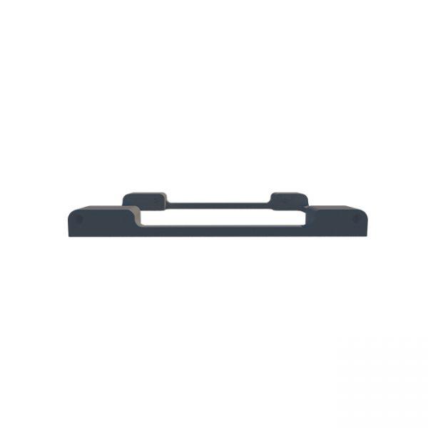 SSD Bracket zwart zijkant